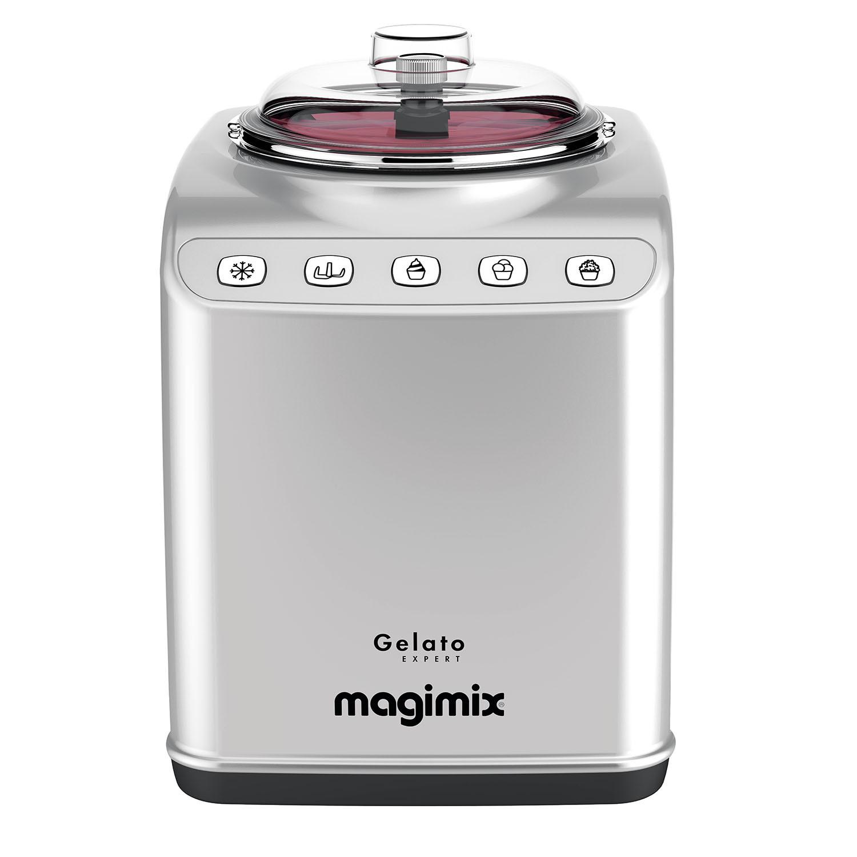 Magimix Eismaschine Gelato Expert  Edelstahl