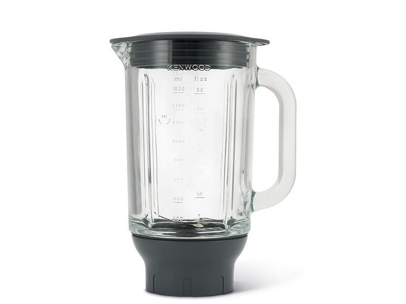 Kenwood Cooking Chef XL Basis - Glas-Mixaufsatz