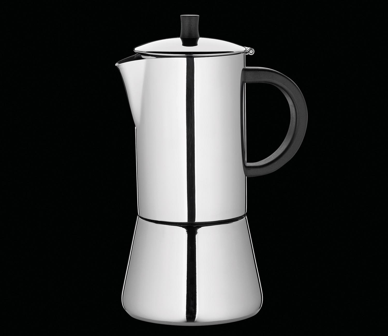 cilio Espressokocher Figaro 4 Tassen