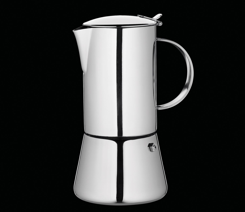 cilio Espressokocher Aida 4 Tassen