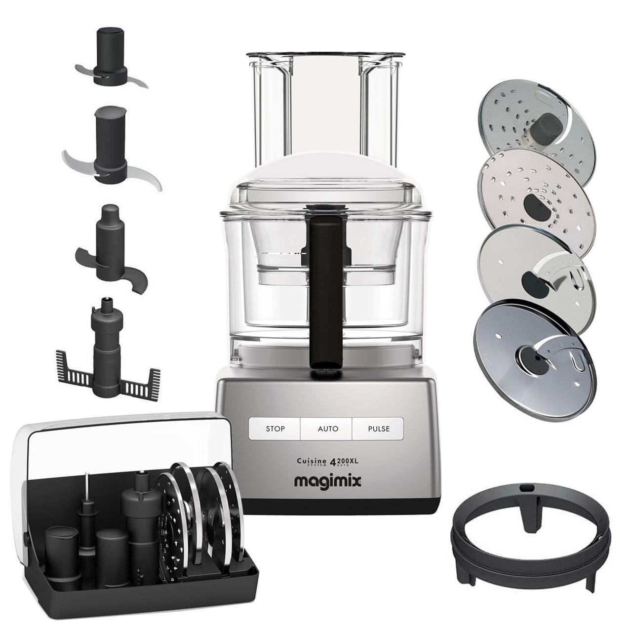 Magimix Küchenmaschine Cuisine Système 4200XL