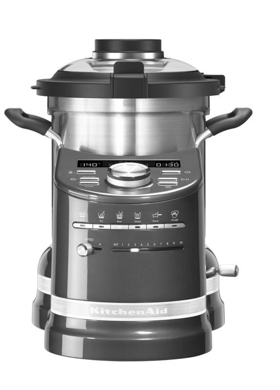 KitchenAid Artisan Cook Processor 5KCF0104EMS/4 frontal