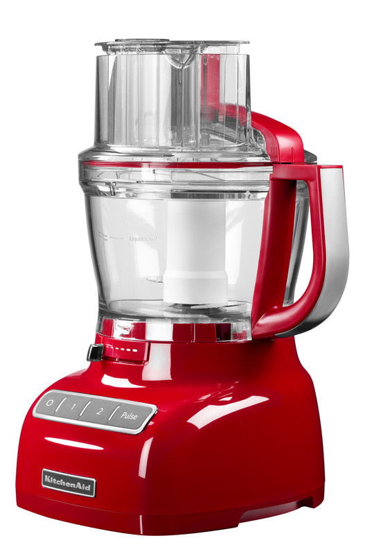 KitchenAid Food Prozessor 3,1 l empire rot