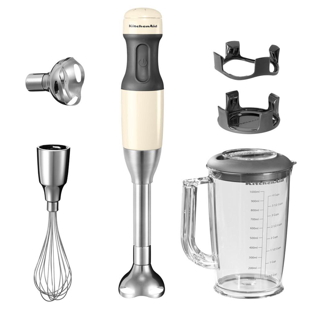 KitchenAid Stabmixer-Set 5KHB2570EAC creme