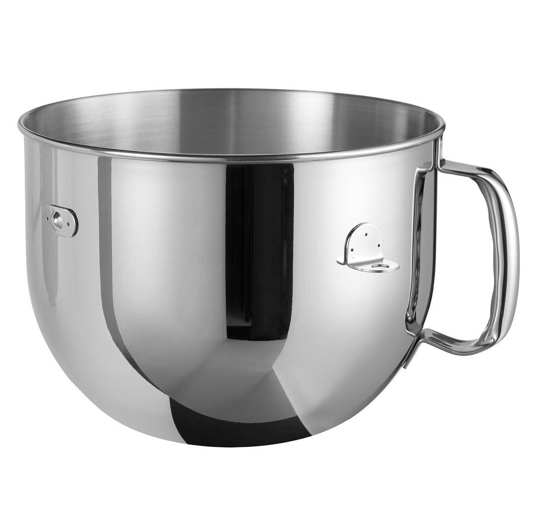 KitchenAid 6,9 Liter Edelstahlschüssel