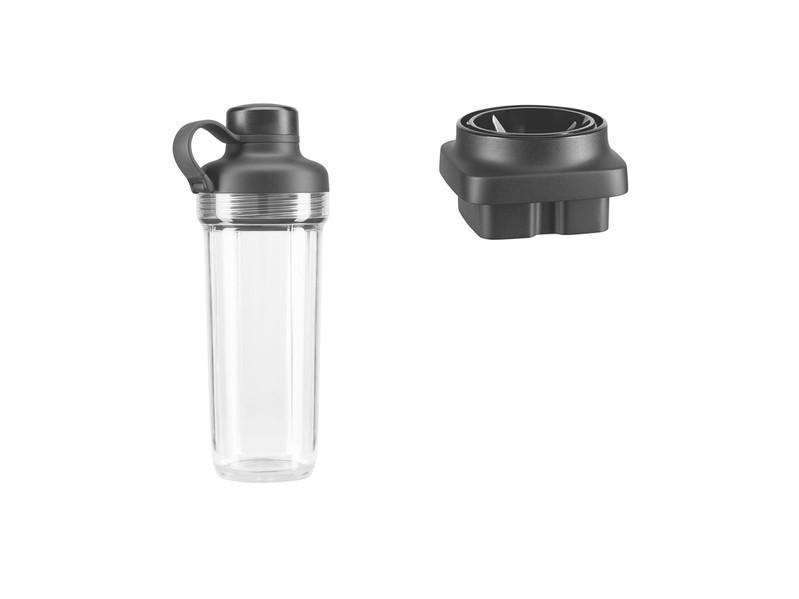 Kitche3nAid To-Go Behälter mit Extra-Klinge für K400
