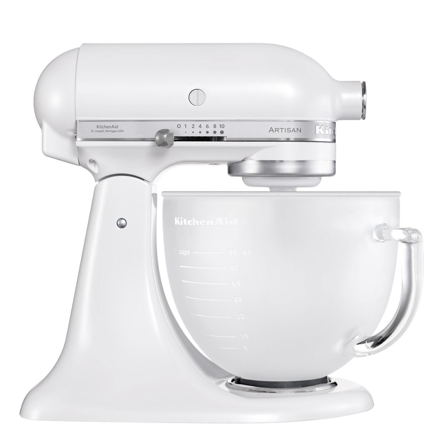 KitchenAid Artisan Küchenmaschine 4,8l Frosted Pearl