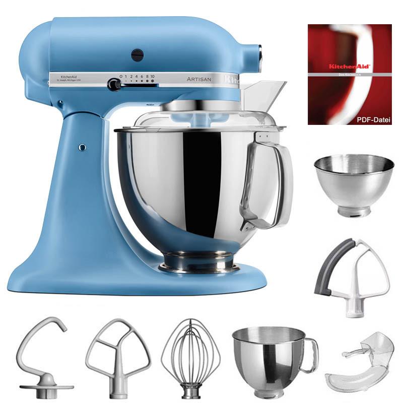 KitchenAid Artisan Küchenmaschine 175PS samtblau