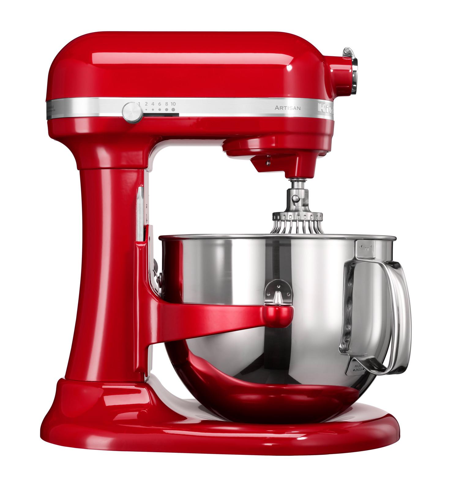 KitchenAid Artisan Küchenmaschine 6,9l Empirerot