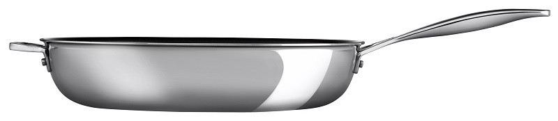 LeCreuset Bratpfanne 32 cm 3-Ply Plus antihaft