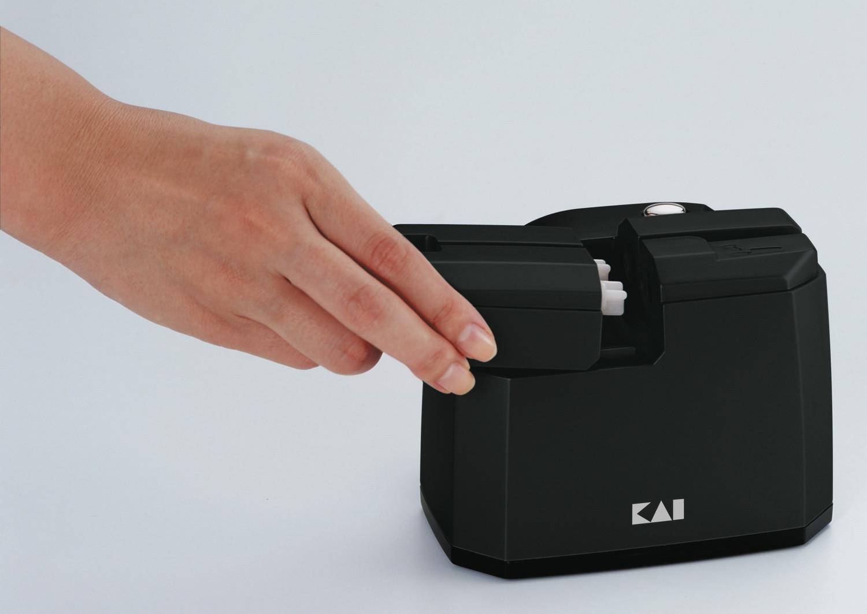 KAI Ersatzschleifeinheit für Elektrischen Messerschärfer
