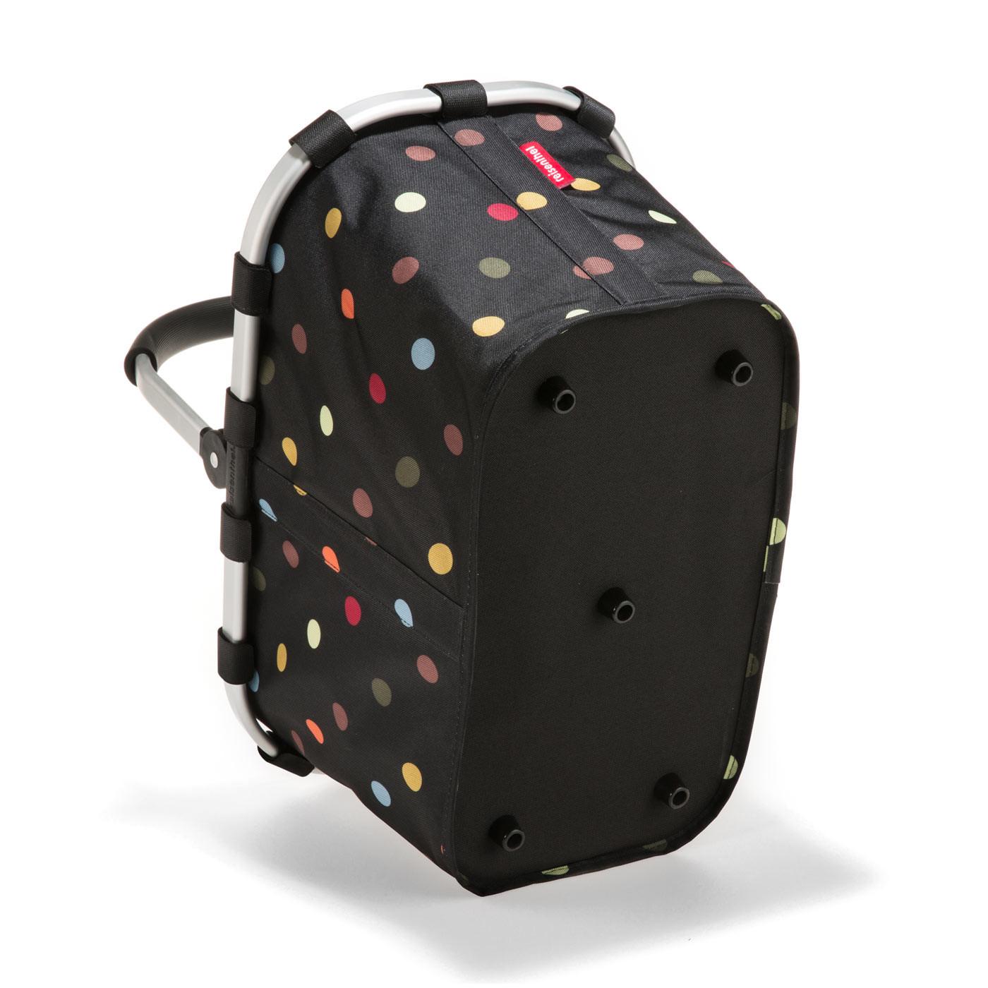 Reisenthel Carrybag dots 22 Liter - Allzweck Einkaufskorb