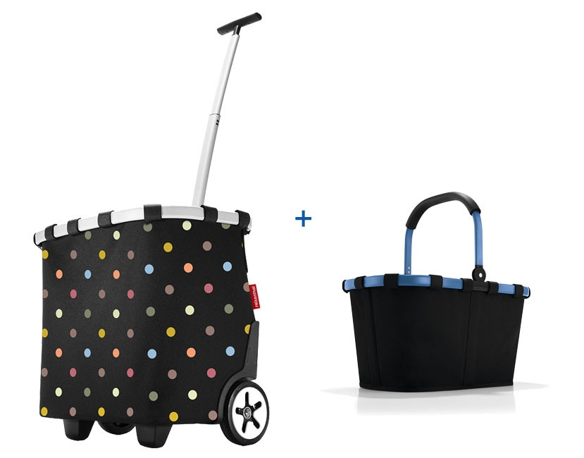 reisenthel® carrycruiser 40l dots + BK7042 GRATIS