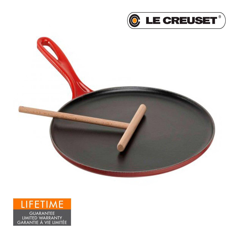 Le Creuset Crêpespfanne 27 cm