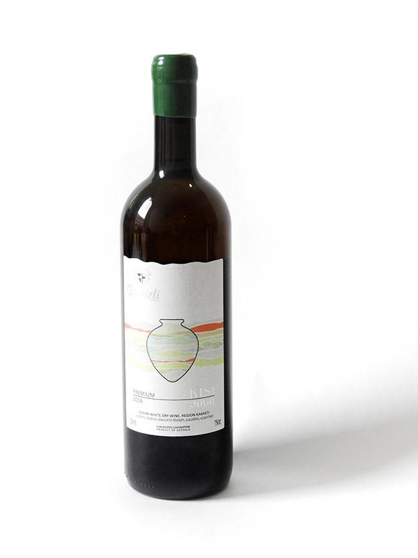 Danieli Qvevri Kisi 2016 - Georgischer Weißwein 0,75l trocken