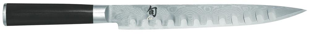 KAI Shun Classic Schinkenmesser mit Kullenschliff