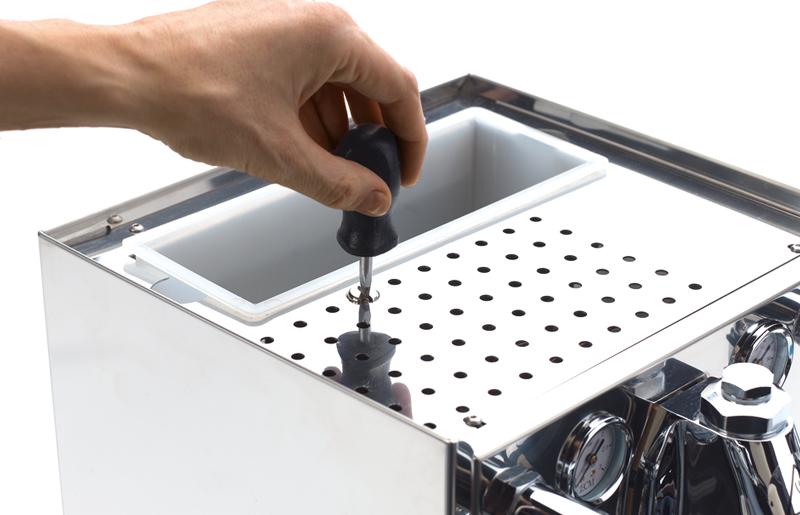 ECM Espressomaschine Wärmetauscher Mechanika IV Profi WT-WA