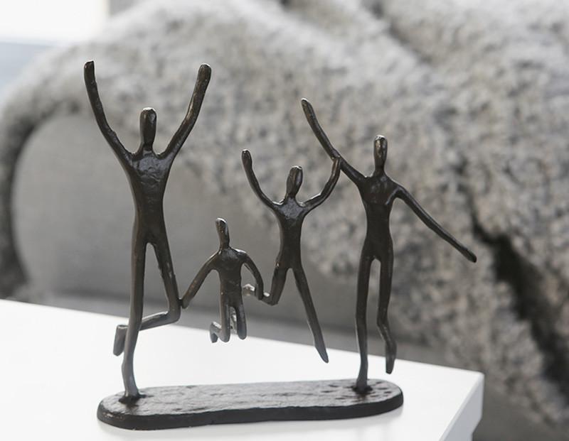casablanca skulptur jumping geschenke in rostock. Black Bedroom Furniture Sets. Home Design Ideas