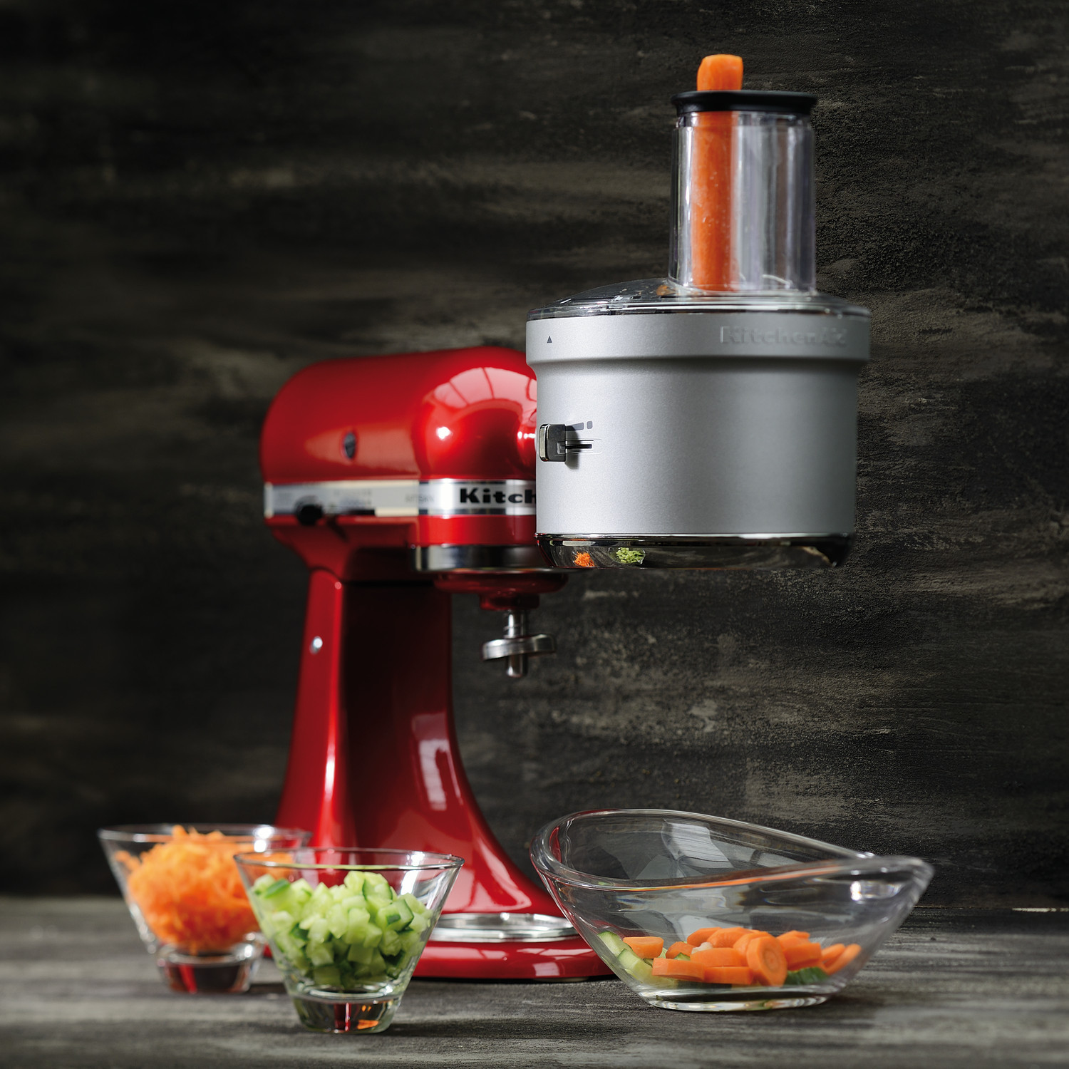 Kitchenaid Food Processor Vorsatz