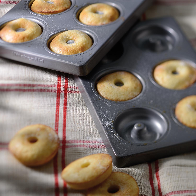KitchenAid Backformen Donuts 2tlg.