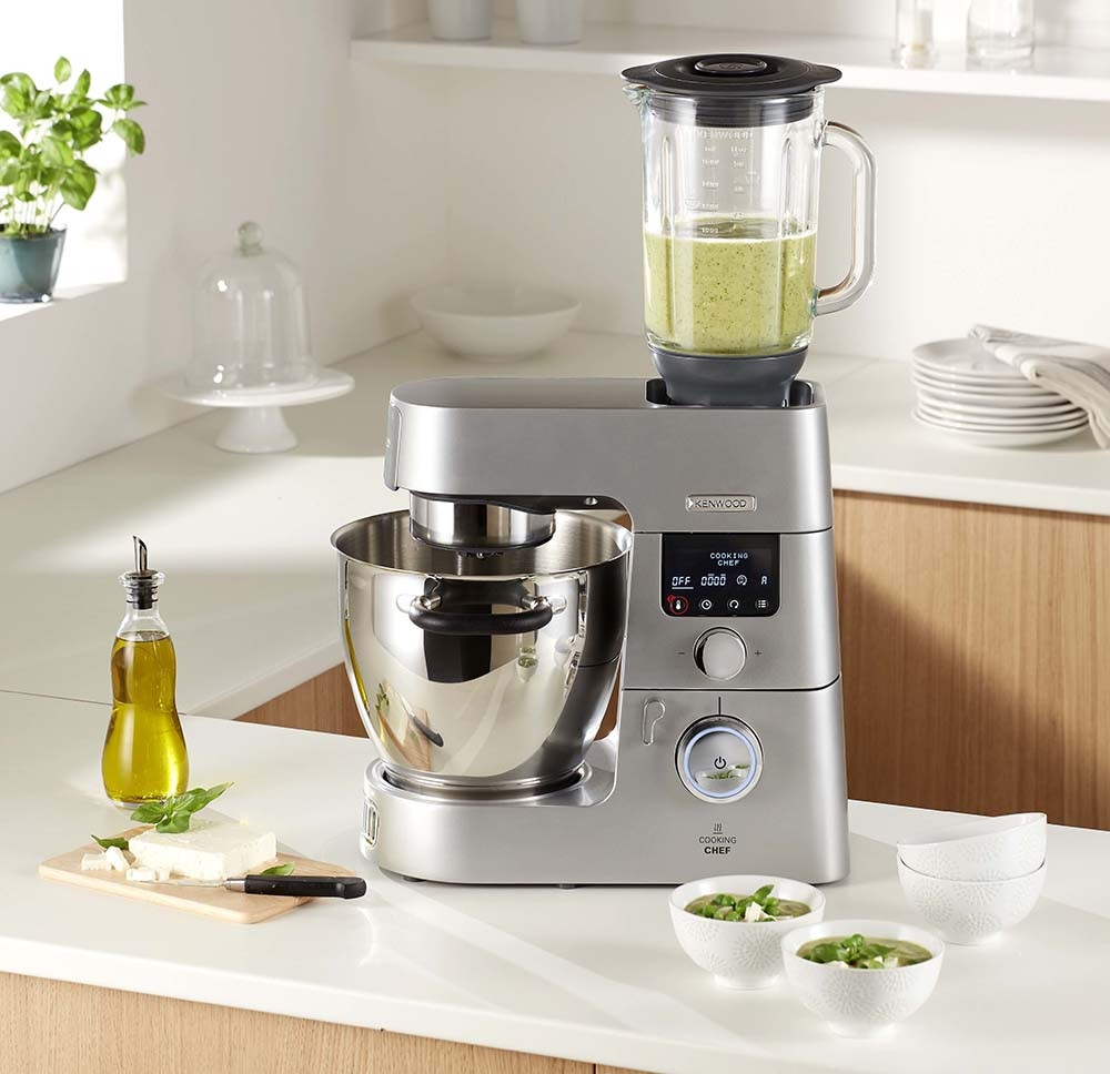 Kenwood Cooking Chef Gourmet KCC9040S mit ThermoResst