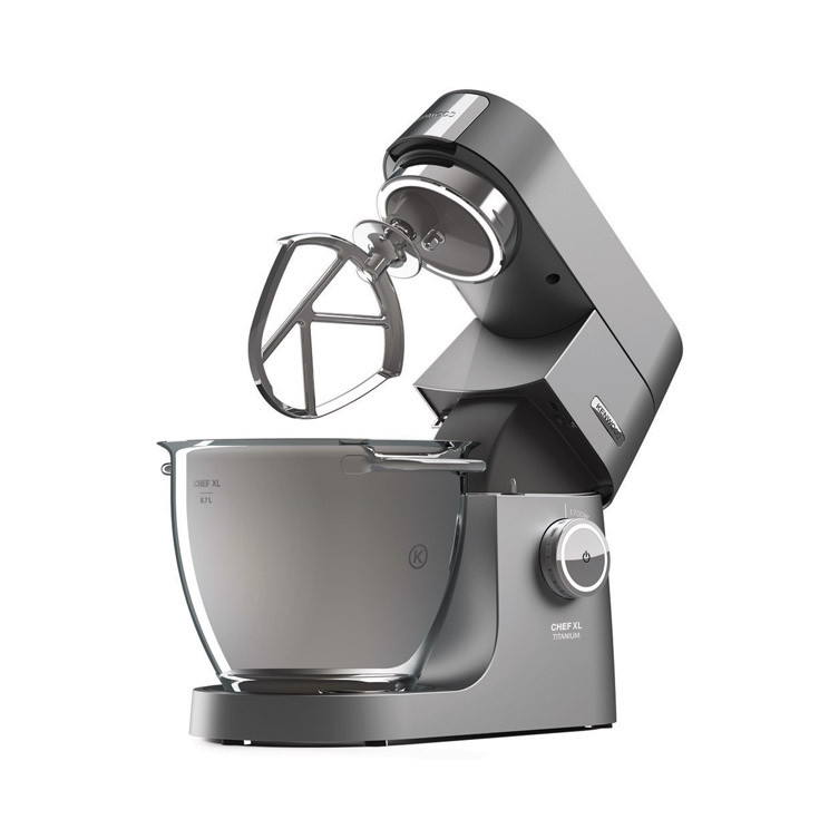 Kenwood Küchenmaschine Chef XL Titanium in Rostock