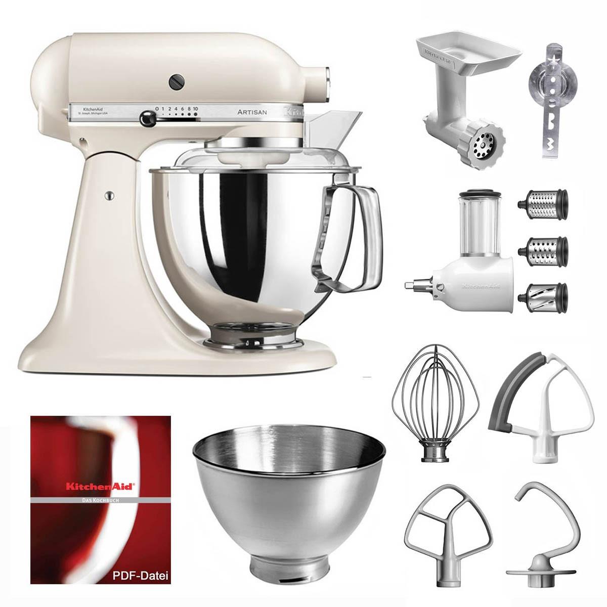 Fantastisch Kitchenaid Artisan Küchen Prozessor Bester Preis Ideen ...