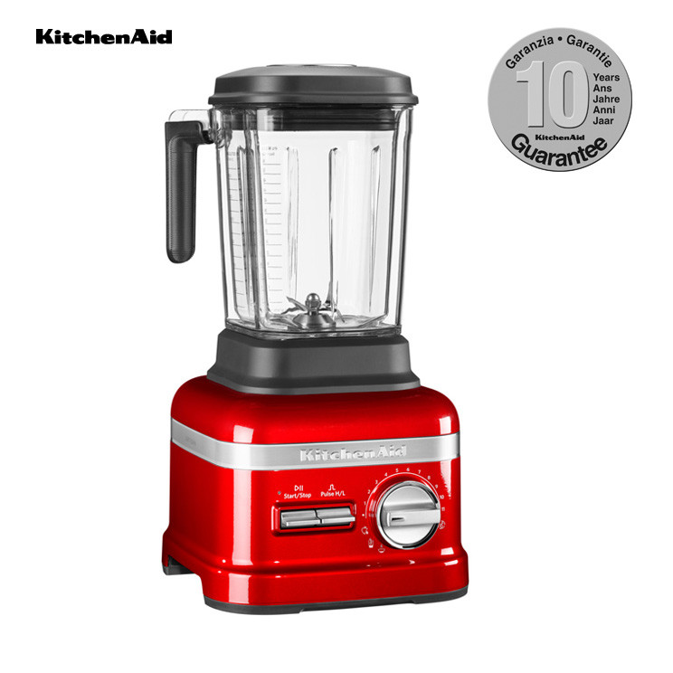 KitchenAid ARTISAN Power Plus Blender/Standmixer Liebesapfel-Rot