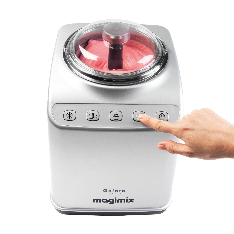 magimix eismaschine gelato expert f r softeis und sorbet im suhl shop. Black Bedroom Furniture Sets. Home Design Ideas