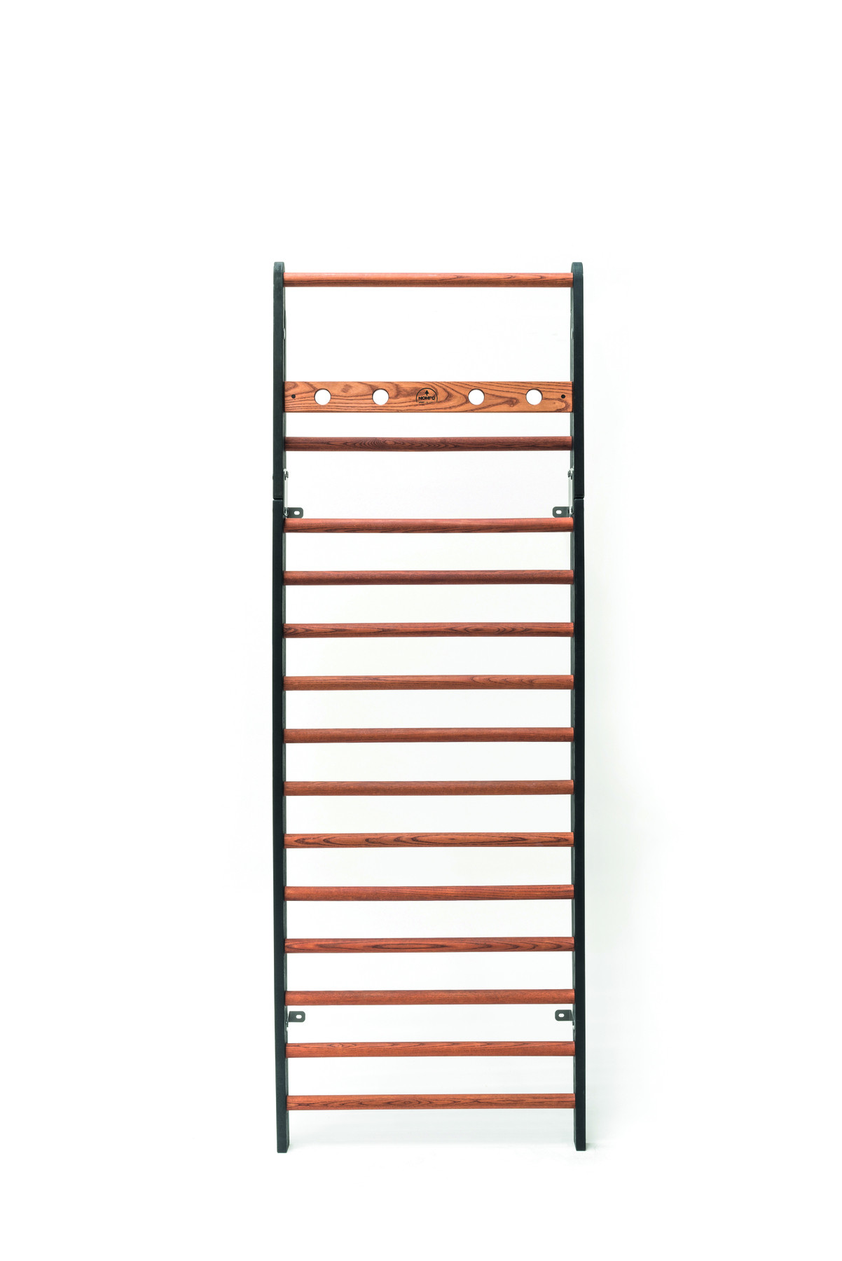 NOHrD WallBars Club - Sprossenwand aus massivem Eschenholz 12104, 4260263011526