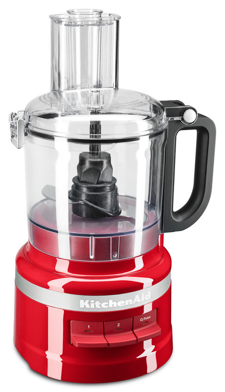 KitchenAid Foodprocessor 1,7 l rot