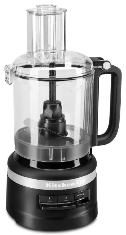 KitchenAid Foodprocessor 2,1 L matt schwarz