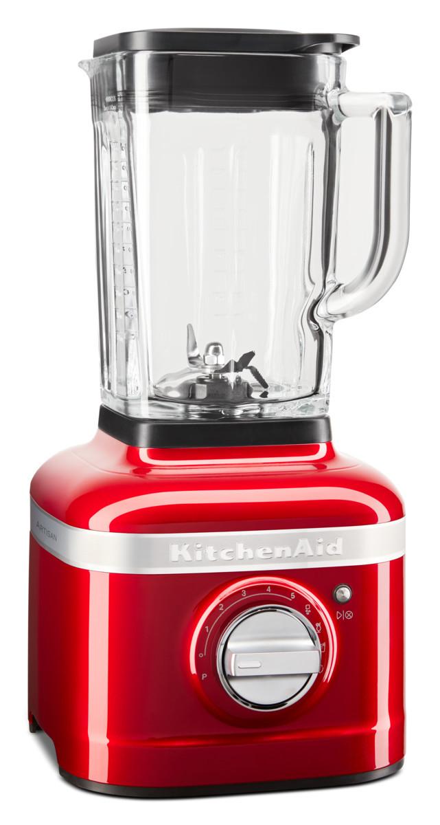KitchenAid ARTISAN K400 Standmixer 5KSB4026 empirerot - neues Modell