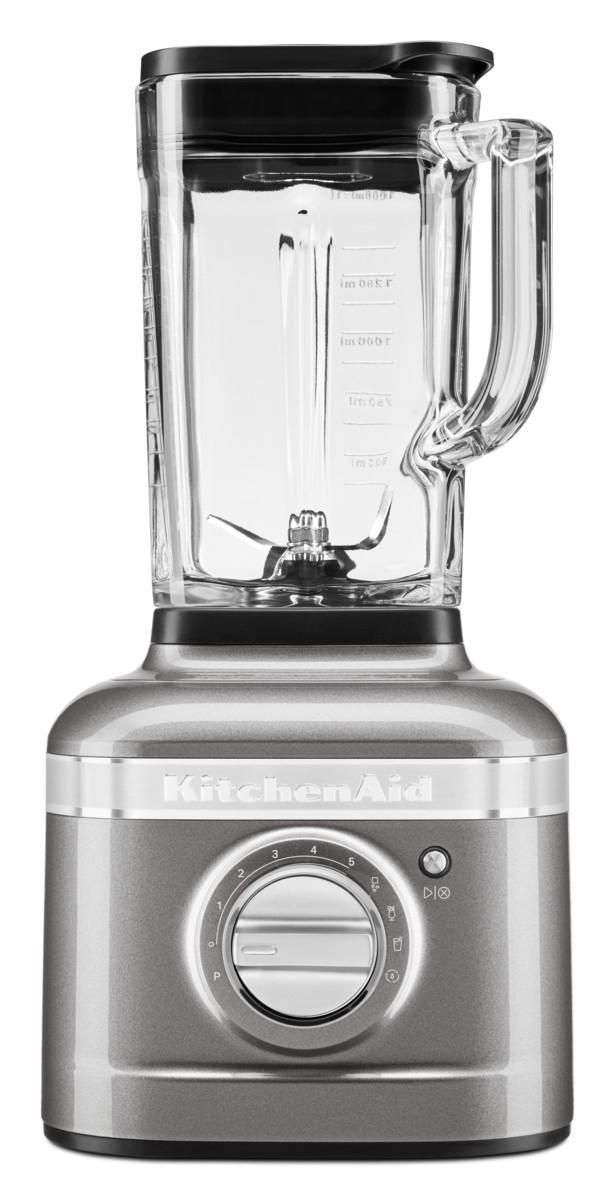 KitchenAid ARTISAN K400 Standmixer 5KSB4026EMS Medallion Silber