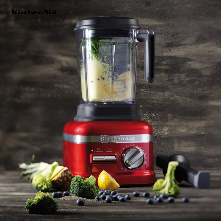 KitchenAid ARTISAN Power Plus Blender/Standmixer in 3 Farben erhältlich