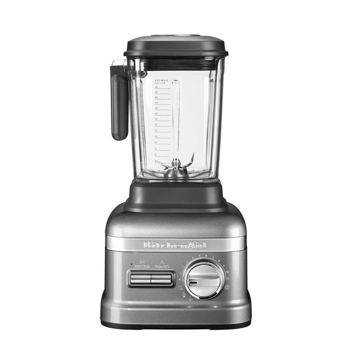 KitchenAid ARTISAN Power Plus Blender/Standmixer medallion-silber