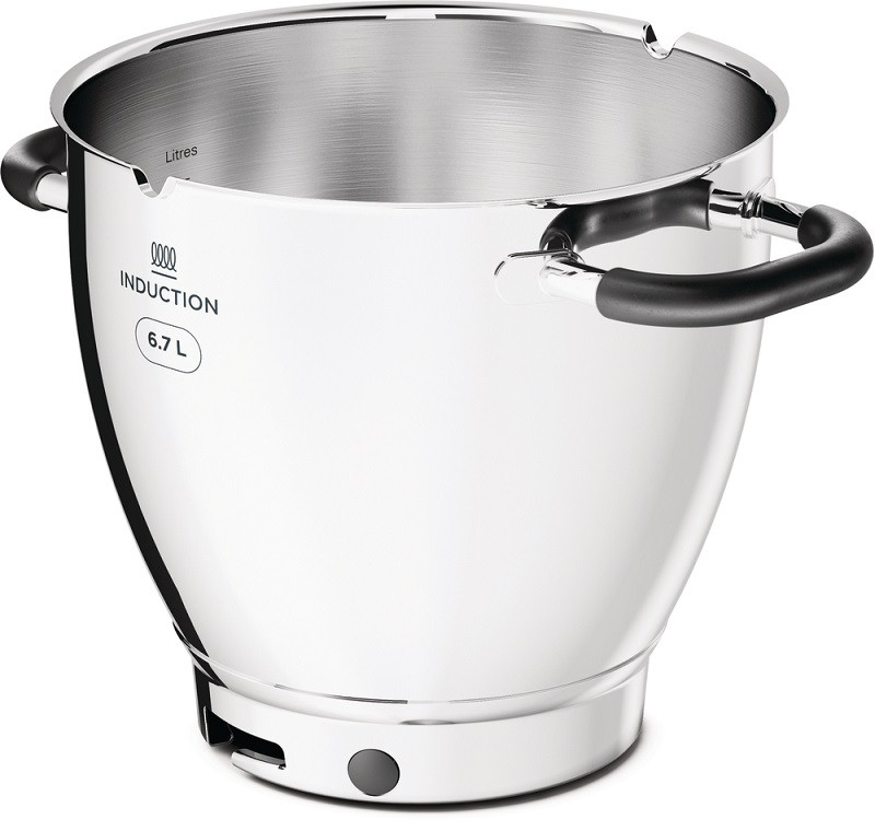 Kenwood Cooking Chef XL Basis + opt. Zubehör KCL95.424SI NEU