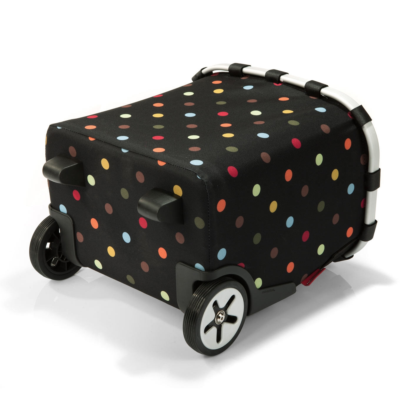 reisenthel® carrycruiser 40l dots/schwarz