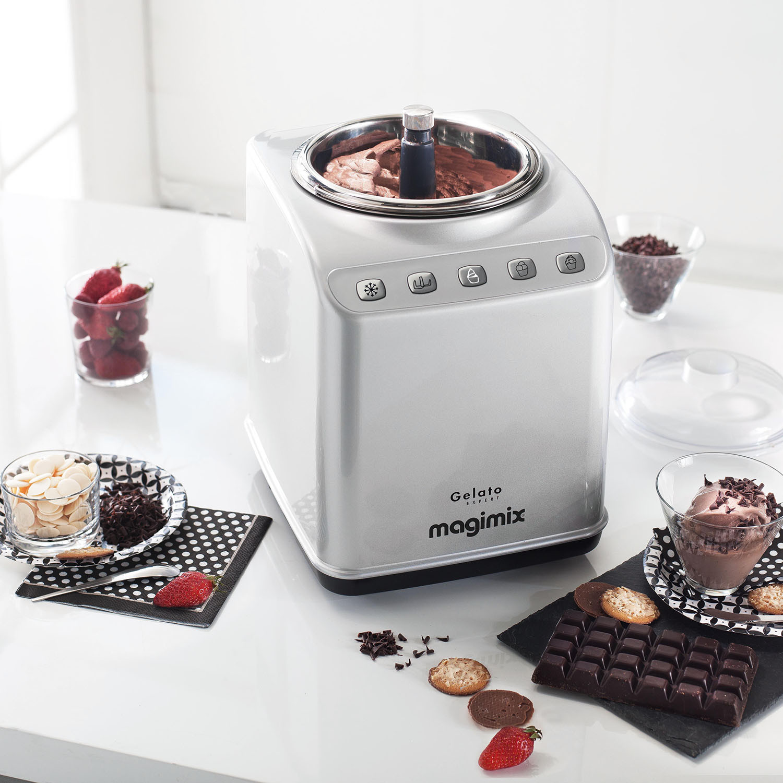 Magimix Eismaschine Gelato Expert Schokoladeneis