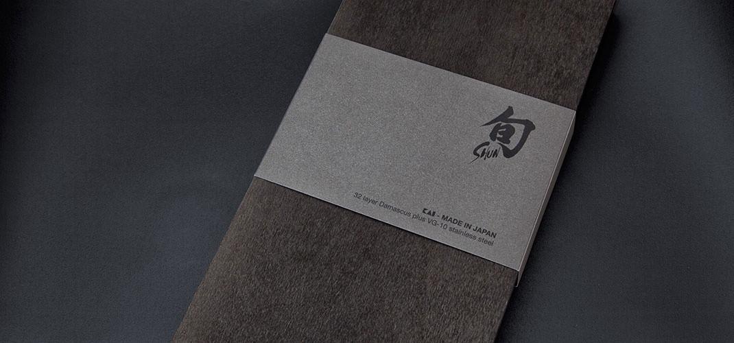 kai shun classic santoku 7 5 39 39 japanisches. Black Bedroom Furniture Sets. Home Design Ideas