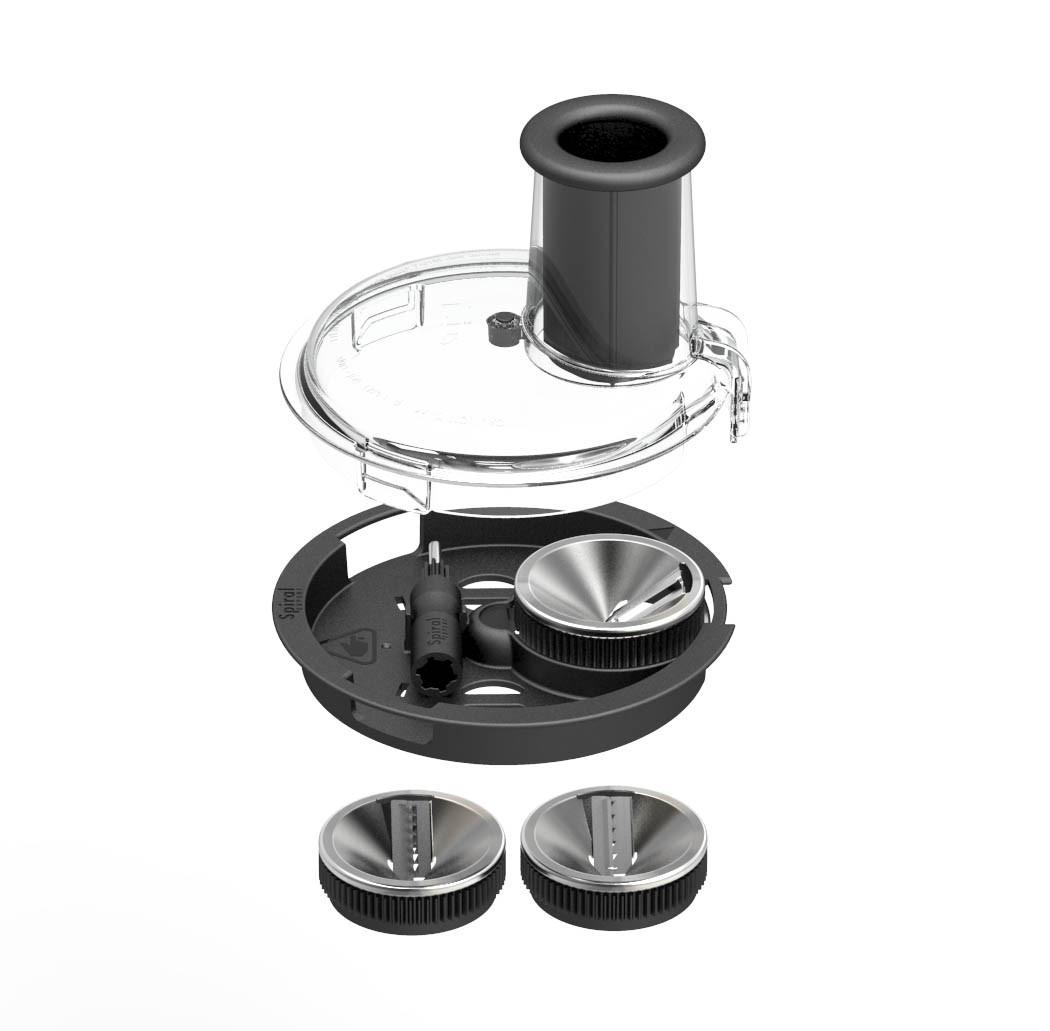 Magimix Spiral EXPERT für CS 5200 XL/Pâtissier 6200 XL