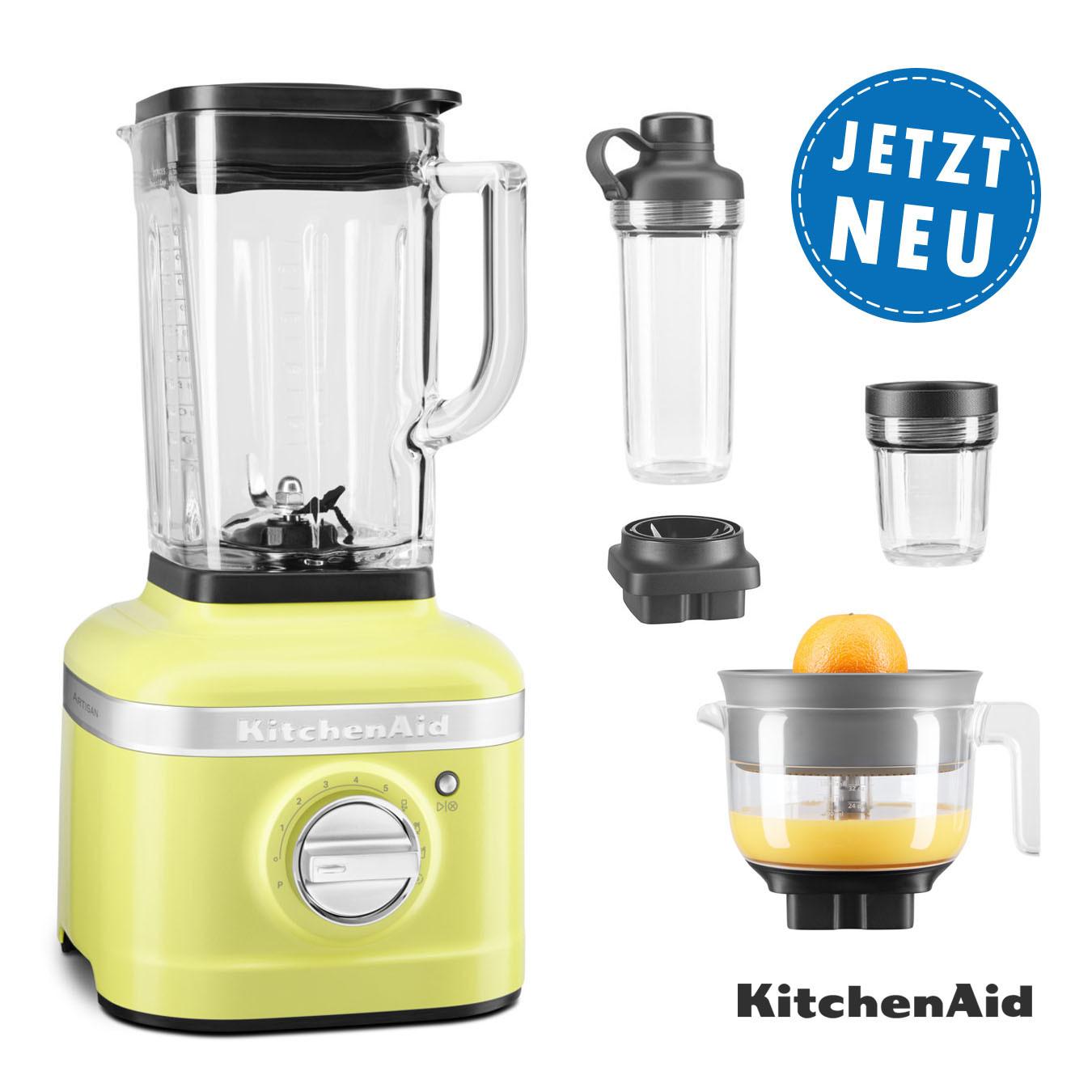 KitchenAid ARTISAN K400 Standmixer 5KSB4026EKG Kyoto Glow Sparpaket