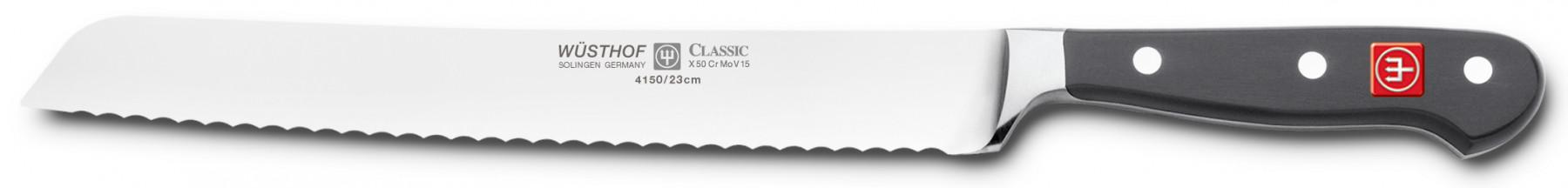 Wüsthof Dreizack Classic Brotmesser 23cm