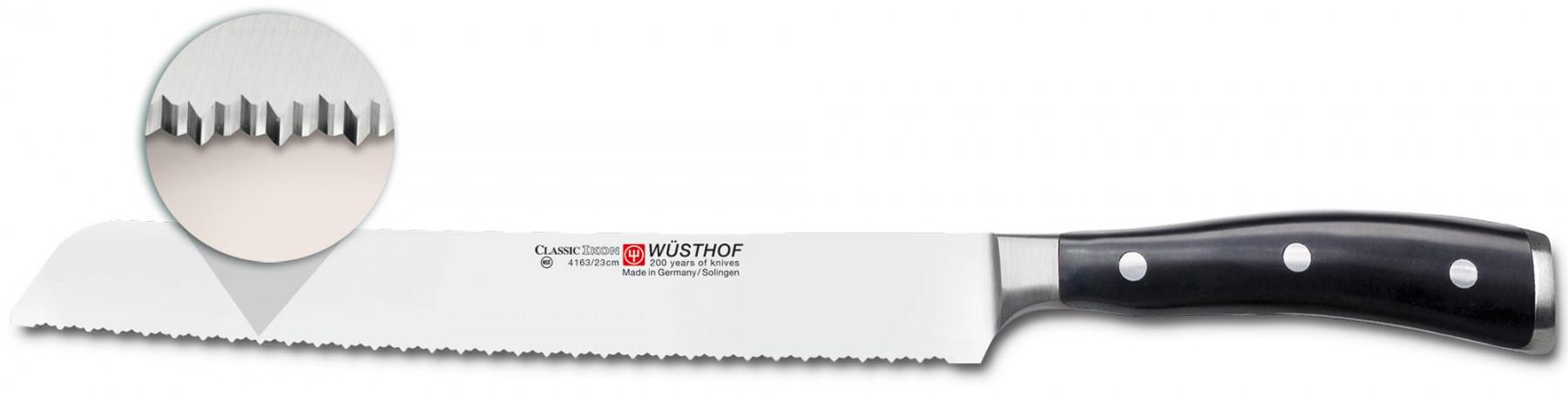 Wüsthof Brotmesser bei Suhl Tisch- und Wohnkultur in Rostock