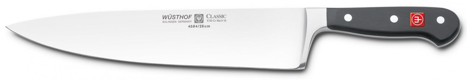 Wüsthof Dreizack Classic Kochmesser extrabreit 26cm