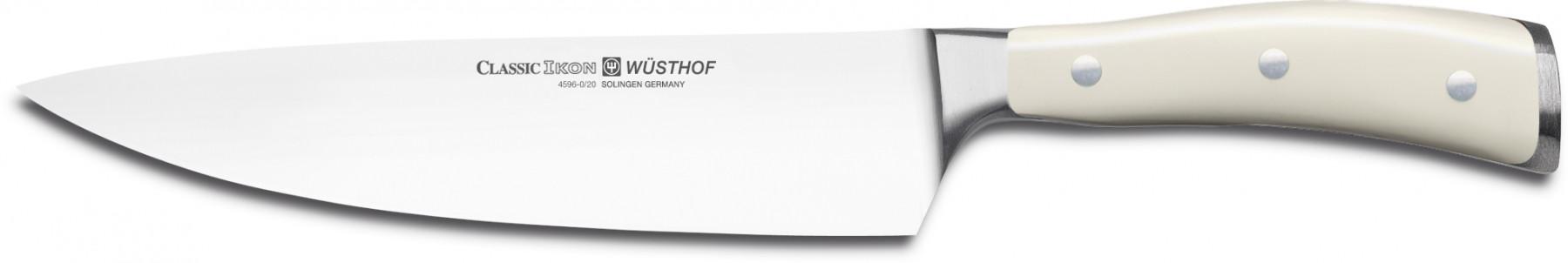 Wüsthof Dreizack Classic Ikon Creme Messerblock 9tlg.