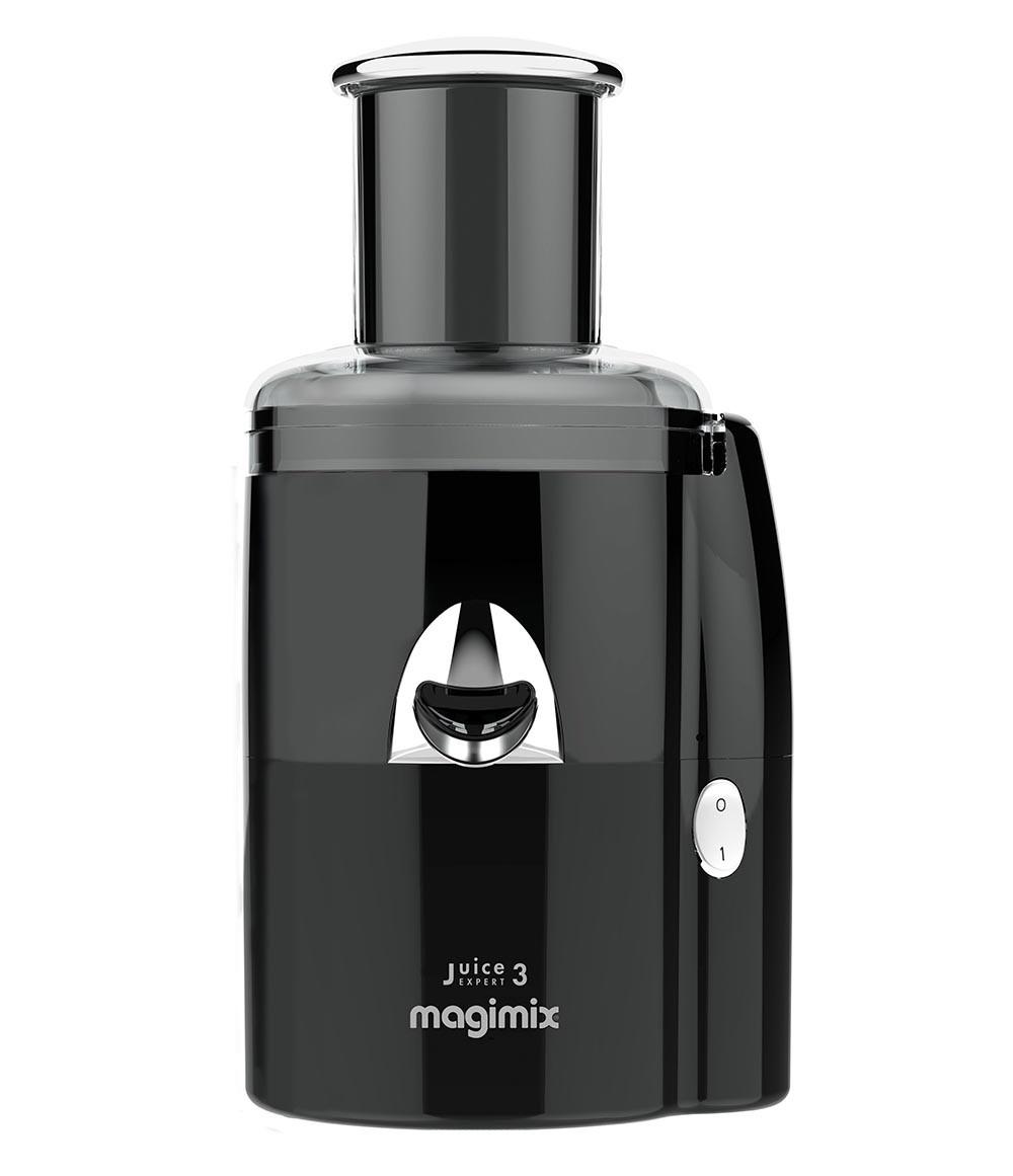 Magimix Juice Expert 3 schwarz - Multifunktionsentsafter