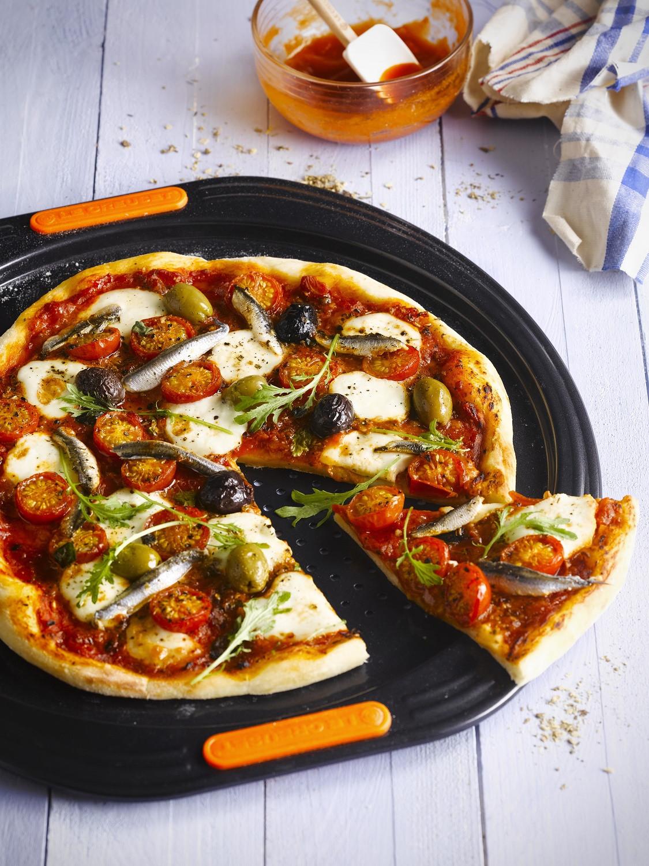 Le Creuset Pizzabackblech