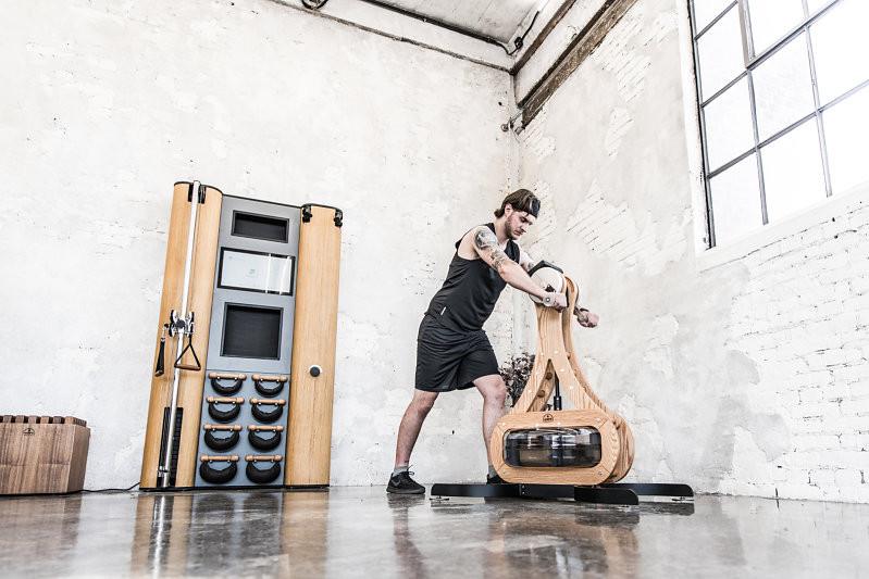 NOHrD WaterGrinder - Oberkörpertrainer