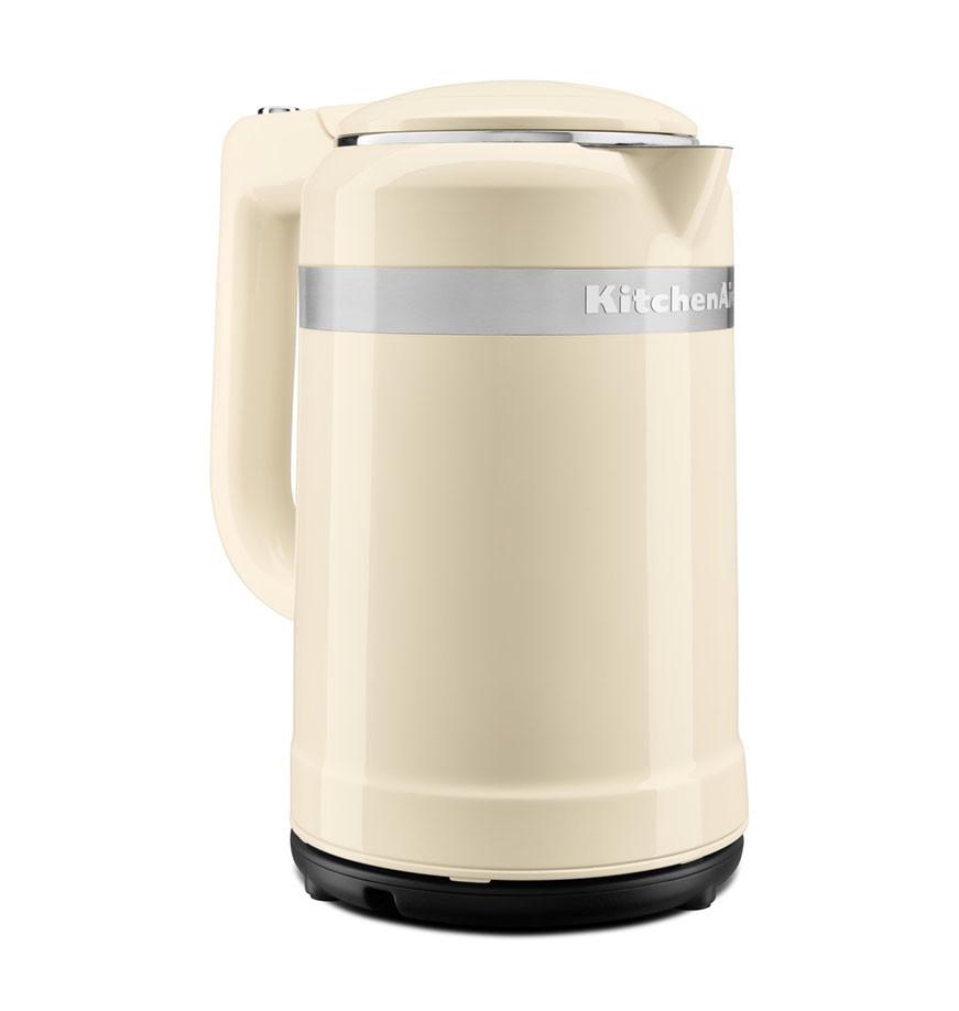 KitchenAid Design Wasserkocher 1,5 l creme